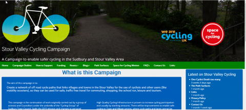 Stour Valley Cycling Campaign